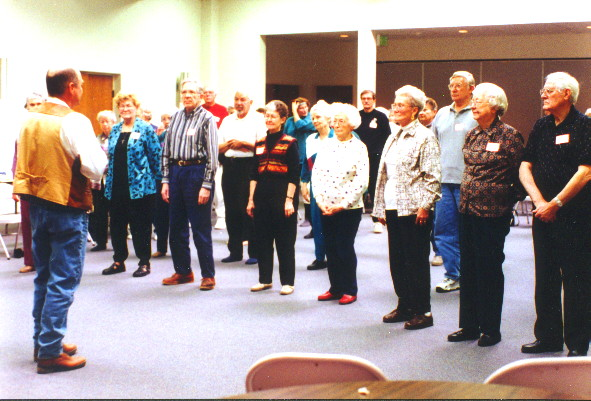 Fall Prevention Class